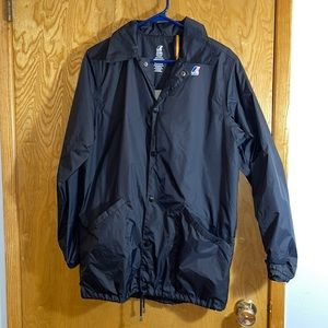 K-Way Lined Wind Jacket